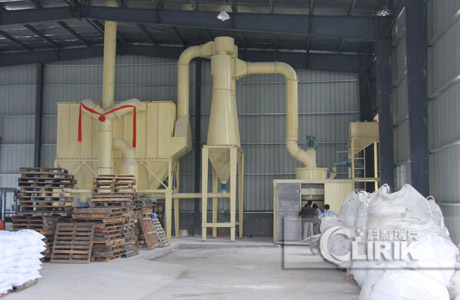 <b>South Africa Calcite carbonate grinding plant Successful Case</b>