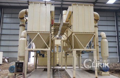 Macedonia Gypsum Grinding Mill Process Line