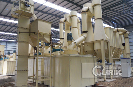 Gypsum Crushing Plant