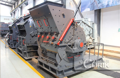 European Version Coarse Hammer crushing plant